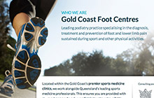 Gold Coast Foot Centres feature image