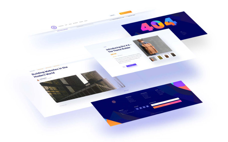 It's here, DIVI 4 available now